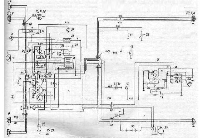 трактора Т-16 М
