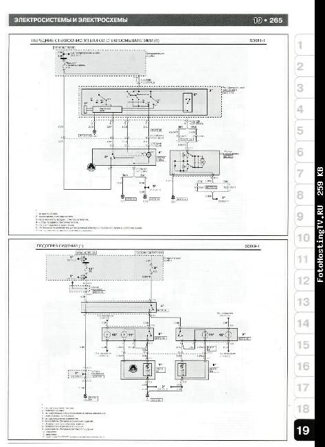 Кликните на картинку, чтобы увидеть полноразмерную версию.  Скачать Схемы электрооборудования KIA PICANTO / MORNING с...