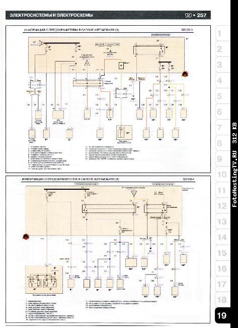 Схемы электрооборудования KIA PICANTO / MORNING с 2003