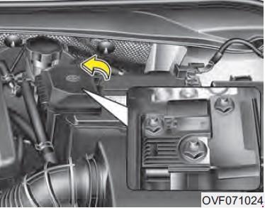 Назначение предохранителей Hyundai i40 седан