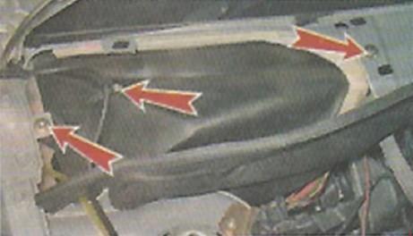 Замена фильтра салонного на уаз патриот