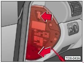 Предохранители Seat Toledo (второе поколение - 1998–2005) и Leon (1999–2006)